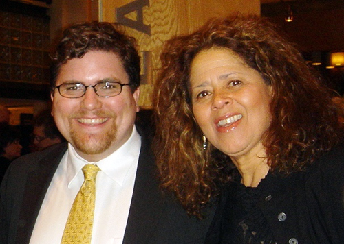 David Andrew Snider and Anna Deavere Smith